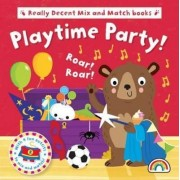 Mix and Match - Playtime Party by Philip Dauncey