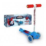 Mondo - twist & roll spider-man - monopattino 3 ruote