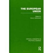 The European Union by Simon Usherwood