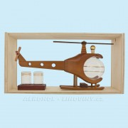 Helikoptéra + 2 štamprle