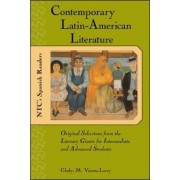 Contemporary Latin American Literature by Gladys M. Varona-Lacey