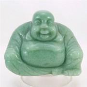 Aventurin faragott Buddha szobor