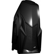Aerocool cruisestar Advance Mid Tower Case con ventola PWM e acqua motore nero