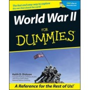 World War II For Dummies by Keith Dickson