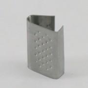 Pánthüvely fém 16 mm érdesített