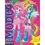 My Little Pony - Equestria Girls Modebuch (pink)