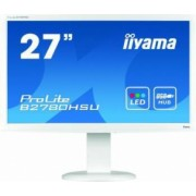 Monitor LED 27 Iiyama B2780HSU-W1 FullHD 1ms Alb