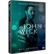 John Wick:Keanu Reeves, Michael Nyqvist, Alfie Allen - John Wick:Nu-l provoca (DVD)