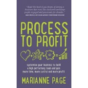 Process to Profit - Systemise Your Business to Build a High Performing Team and Gain More Time, More Control and More Profit by Marianne Page