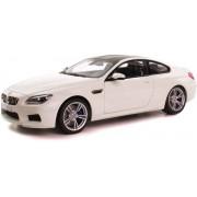 Miniatura BMW Seria 6 Coupe F13M Alpine White 1:18