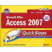Microsoft Office Access 2007 QuickSteps by John Cronan