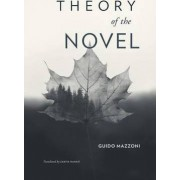 Theory of the Novel by Guido Mazzoni