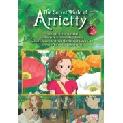 The Secret World of Arrietty (Film Comic), Vol. 2: 2 by Hiromasa Yonebayashi