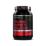 Pure Whey Black - 900g Baunilha - Probiotica