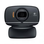 Logitech C525 HD Webcam- Black