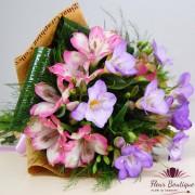Buchet flori parfumat BF044