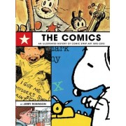 The Comics: an Illustrated History of Comic Strip Art by Walt Kelly