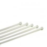 Fischer Fascette BN 4.6x200 Bianco Fischer - Conf da 100 pz - 87484