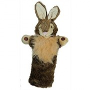 The Puppet Company - Long-Sleeved Glove Puppets - Rabbit (Wild)