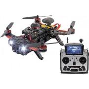 XciteRC Piercing 15003780 FPV Dron cuadricóptero de carreras, 250 Avance RTF, con HD cámara