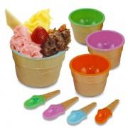 Livington Fitmix Ice Cream Sunday Set