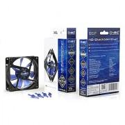 Noiseblocker NB-BlackSilentFan XE1 92mmx25mm Ultra Quiet Fan - 1500 RPM - 17 dBA