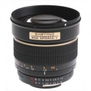 85mm f/1.4 Aspherical IF (Sony)