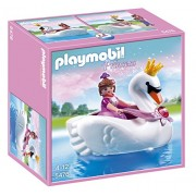 PLAYMOBIL Princess Swan with Boat Playset