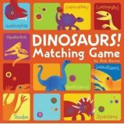 Dinosaurs! Matching Game by Bob Barner