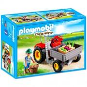Playmobil - Country Farm - Tractor De Recoltare
