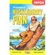 The Adventures of Huckleberry Finn Dobrodružství Huckleberryho Finna - Zrcadlová četba(Gabrielle Smith-Dluha; Richard Peters)