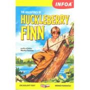 Zrcadlová četba - The Adventures of Huckleberry Finn(Gabrielle Smith-Dluha; Richard Peters)