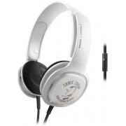 Casti Stereo Philips O'Neill SHO3305STKR, tip Dj (Alb)