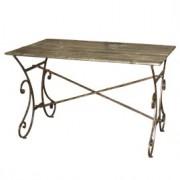 Gartentisch, Tisch, Beistelltisch im Nostalgie-Look