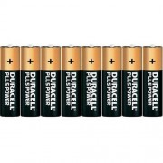 Duracell Baterie AA Duracell Plus LR06 DUR017764, 1.5 V, Alkaliczno-manganowe, 8 szt.