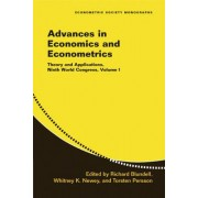 Advances in Economics and Econometrics: vol 1 by Richard Blundell