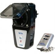Nexa fjärrströmbrytare för utomhusbruk IP44 med fjärrkontroll