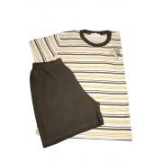 Pegas chlapecké pyžamo 7-8 let béžová