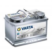 Varta Silver Dynamic AGM 70Ah 760A J+ (Start Stop Plus)