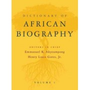 Dictionary of African Biography by Henry Louis Gates