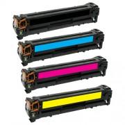 HP CB540A BLACK COMPATIBLE PRINTER TONER CARTRIDGE
