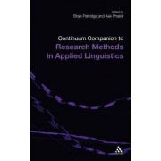 Continuum Companion to Research Methods in Applied Linguistics by Brian Paltridge