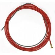 Linere din teflon 1,0-1,2-5m roșu