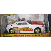 Tonka Fire Chief Car Rescue Force Lights and Sounds