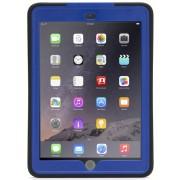 Griffin Survivor Slim case iPad Air 2 blauw/zwart