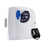 Central de Cerca Elétrica + Alarme 2 Setores Shock Premium 2,5 Joules