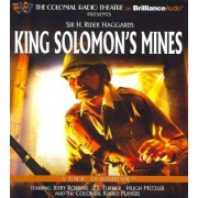 King Solomon's Mines by Sir H Robert Haggard
