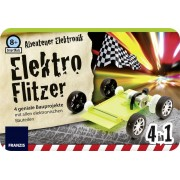 Franzis-Verlag SmartKids Elektro Flitzer mit 4 Projekten und allen Bauteilen