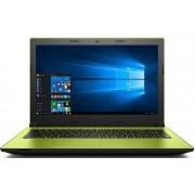 "Laptop Lenovo IdeaPad 305-15 (Procesor Intel® Core™ i3-5020U (3M Cache, 2.20 GHz), Broadwell, 15.6"", 8GB, 1TB, AMD Radeon R5 M330@2GB, Wireless AC, Win10 Home 64, Verde)"