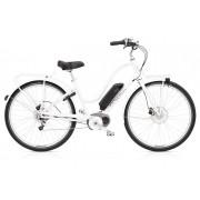 Electra Townie Commute GO! 8i EQ Ladies - White - E-Bikes